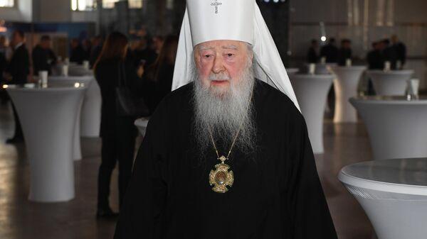 Митрополит Ювеналий подал патриарху Кириллу прошение об уходе на покой