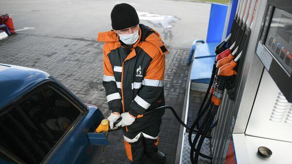 Минэнерго исключило рост цен на топливо на АЗС из-за волатильности в опте