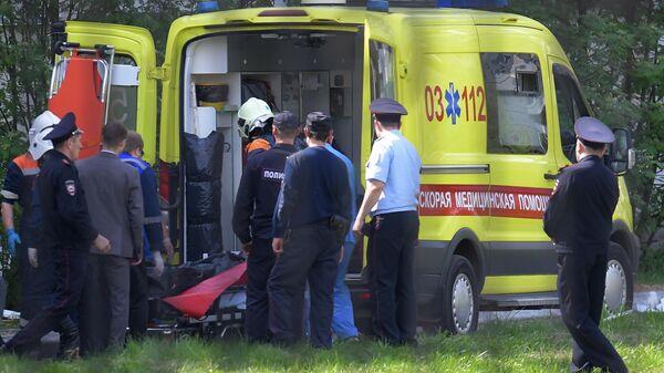 Пятерых пострадавших при стрельбе в Казани детей отправят в Москву