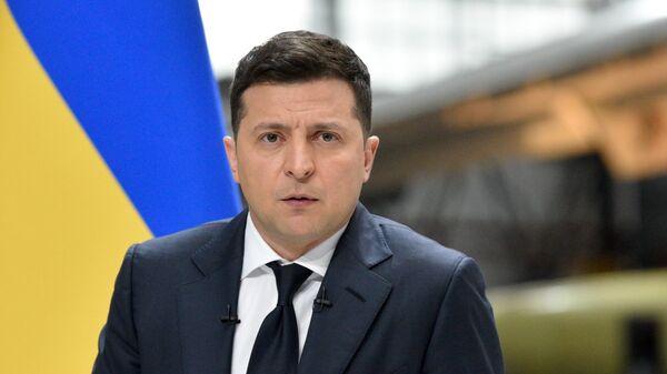 В Крыму отвергли предложение Зеленского об обсуждении статуса полуострова