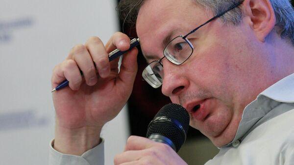 Умер военный эксперт Константин Макиенко