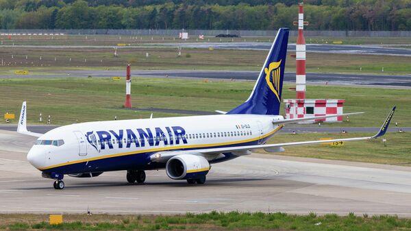 В Минске заявили о праве на компенсацию потерь после инцидента с Ryanair