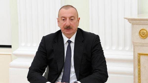 Алиев рассказал об ответе Москвы на письмо об 'Искандерах' в Карабахе