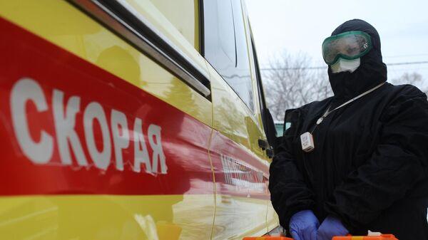 В Москве за сутки госпитализировали 685 человек с коронавирусом