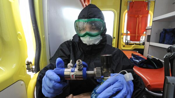 В Москве за сутки госпитализировали 775 человек с коронавирусом