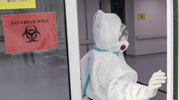 В России выявили 8995 новых случаев заражения коронавирусом