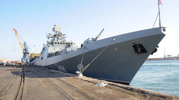 Судан решил пересмотреть соглашение с Россией по созданию военно-морской базы ВМФ