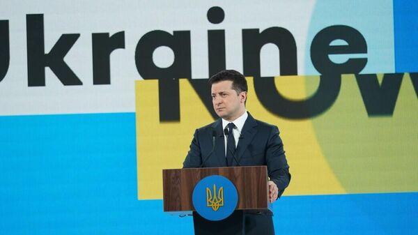 Зеленский сообщил о введении санкций против 12 украинцев
