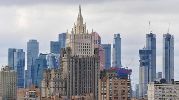 В МИД ответили на заявления Киева о подготовке России к конфликту