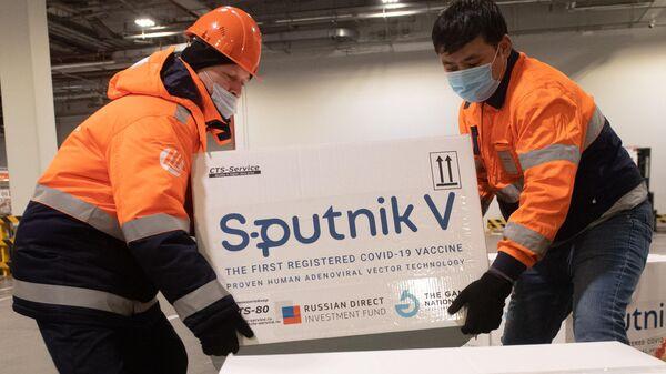 В Чехии половина желающих привиться от COVID-19 выбрали 'Спутник V'