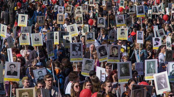 В Ташкенте отменили шествие 'Бессмертного полка'