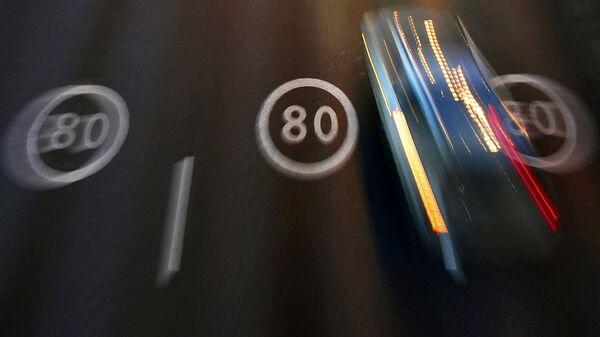 ЕР выступила против штрафов за превышение скорости на десять километров