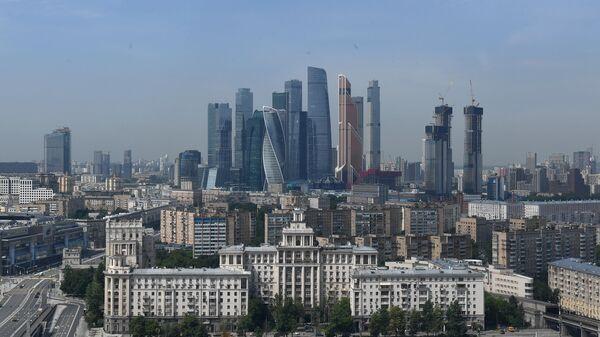 Москвичей предупредили о 'барической пиле'