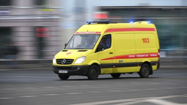 При тушении пожара на 'Невской мануфактуре' погиб человек