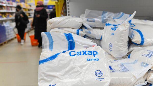 СМИ: производители сохранят фиксированные цены на сахар до конца сентября