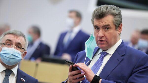 Слуцкий рассказал о сроках выхода из договора по открытому небу