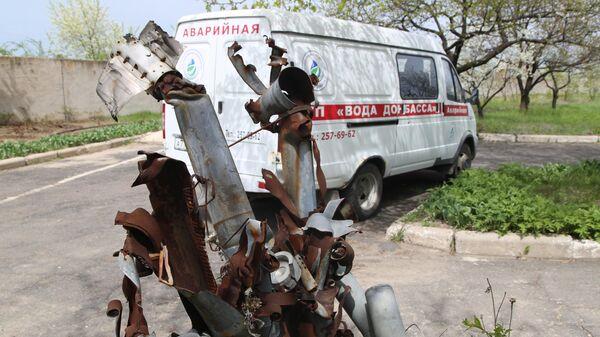 В ДНР заявили об усилении обстрелов со стороны ВСУ за последние сутки