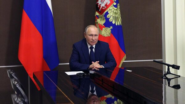 Путин оценил отношения между Россией и США