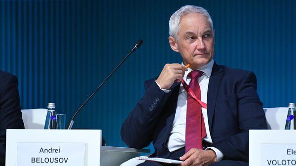 Восстановление экономики идет быстрее прогнозов, заявил Белоусов