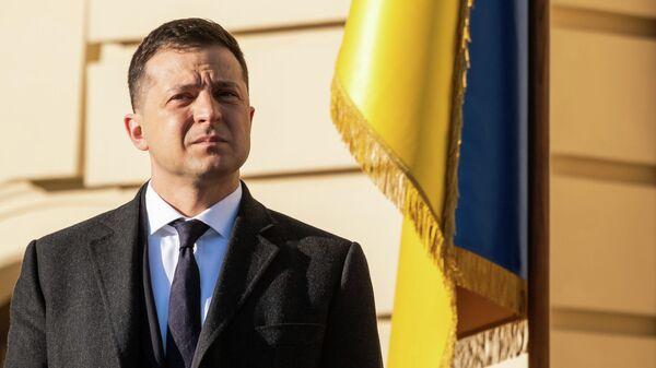 Зеленский назвал 'Северный поток — 2' мощным ударом по Украине