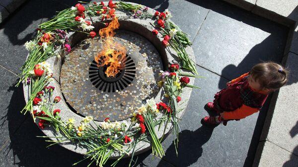 'Газпром' предложил обеспечивать бесплатным газом мемориалы Вечного огня