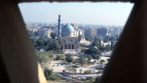 В Багдаде совершили покушение на главу военной разведки Ирака