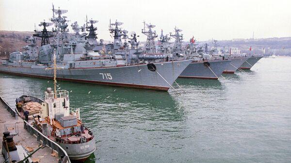 Черноморский флот отмечает 238-летие