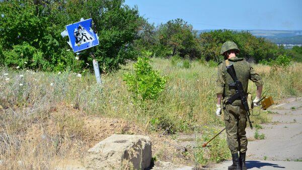 СК возбудил дело против украинских силовиков после гибели жителя ЛНР