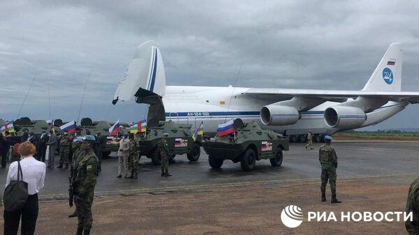 Россия напомнила ООН о необходимости смягчить санкции против ЦАР