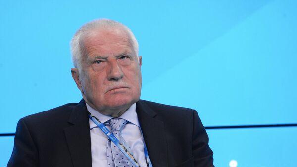 Экс-президент Чехии опроверг сообщения СМИ о 'тайном кредите' для СССР