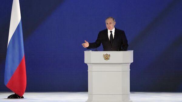 'Вокруг Шерхана крутятся Табаки': Путин высмеял задирающие Россию страны