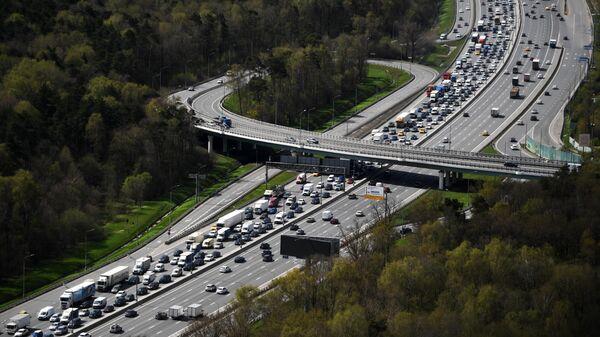 Столичная ГИБДД назвала самые опасные магистрали в Москве