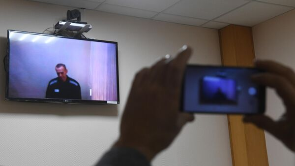 Суд продолжил рассмотрение иска Навального к ИК-2