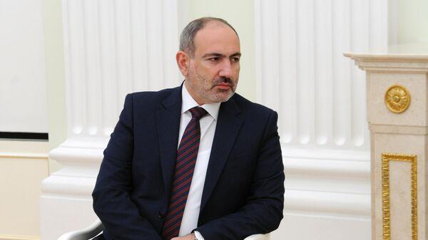 Пашинян отметил важность делимитации границ с Азербайджаном