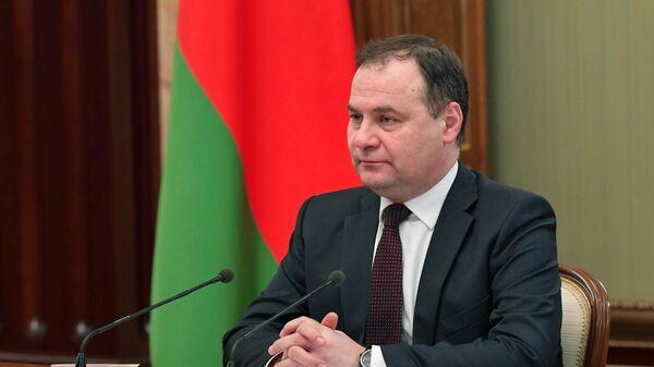 Белоруссия не встанет на колени, заявили в Минске