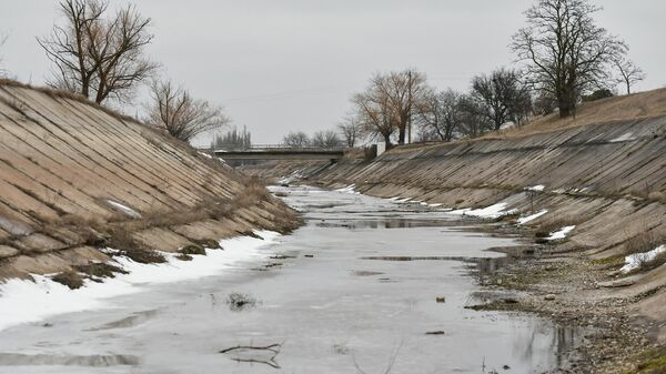 В Крыму назвали условия Киева по подаче воды возмутительными