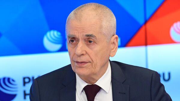Онищенко оценил версию создания коронавируса в лаборатории