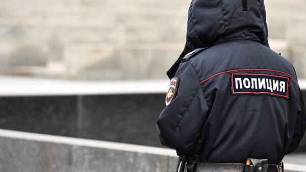 В Барнауле задержали шестерых детей на незаконной акции