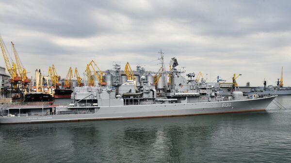Российский адмирал раскритиковал доктрину украинских ВМС