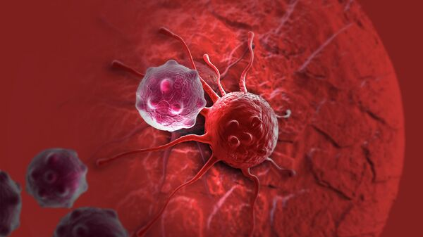 Голикова рассказала о вирусах, активных против рака молочной железы