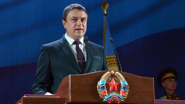 Донбасс станет частью России, заявил глава ЛНР