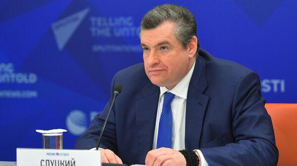 Слуцкий прокомментировал высылку российских дипломатов из Чехии