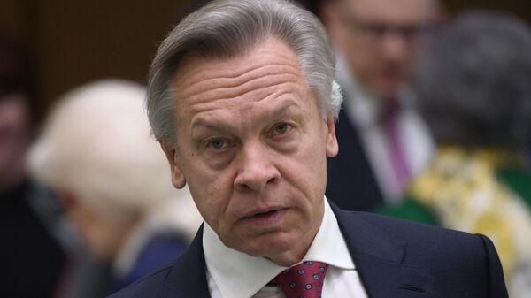 Сенатор Совфеда Пушков ответил болгарам, предрекшим России проигрыш НАТО