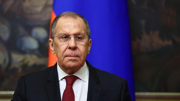 Конфронтация между Россией и Западом достигла дна, заявил Лавров