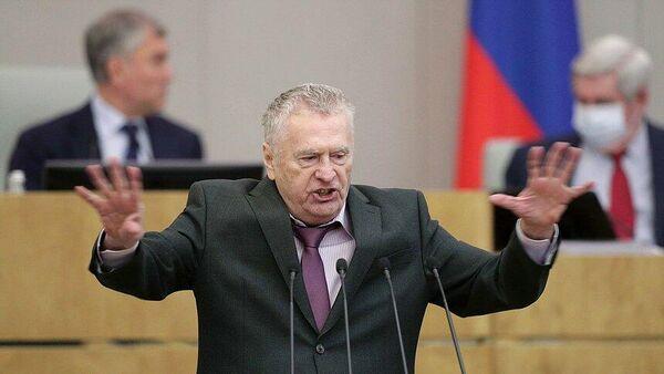 Владимир Жириновский предложил перекрыть Днепр дамбой