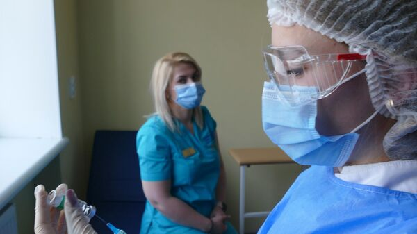 На Украине открыли запись на прививку от COVID-19 для крымчан