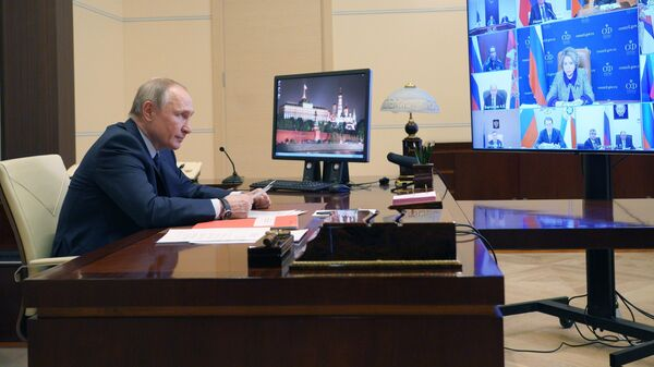 Совбез одобрил проект основ госполитики в сфере информбезопасности
