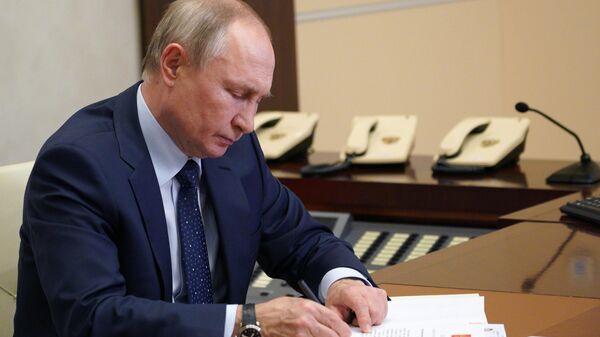 Путин подписал закон о новых условиях возбуждения дел о сбыте наркотиков
