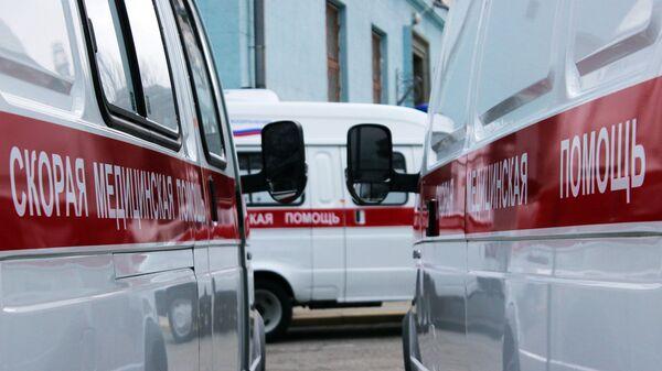 В Крыму скорая попала в ДТП, есть пострадавшие