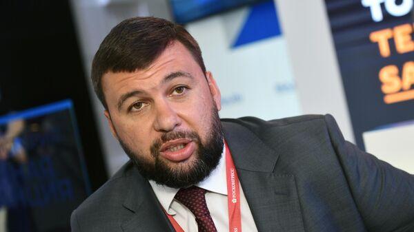 Пушилин объяснил, почему Киев не выполняет Минские соглашения